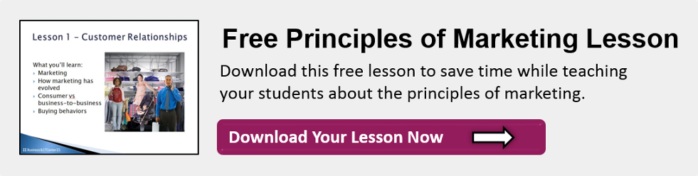 12 Terrific Marketing Lesson Plans for Busy Teachers