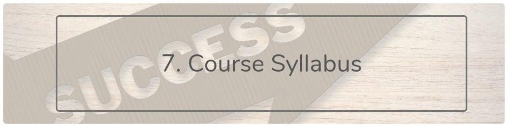 07-curriculum-course-syllabus