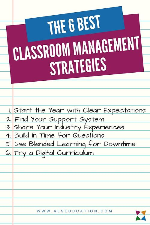 6-best-classroom-management-strategies-health-science