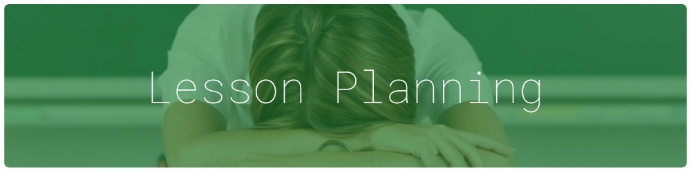 9.0-lesson-planning