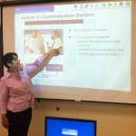 Kathy Regan Teaching