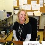 Lori Hooper at Berrendo Middle School