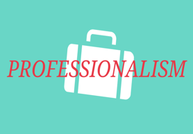 Professionalism Lesson Plans