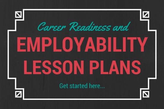 employability skills lesson plans