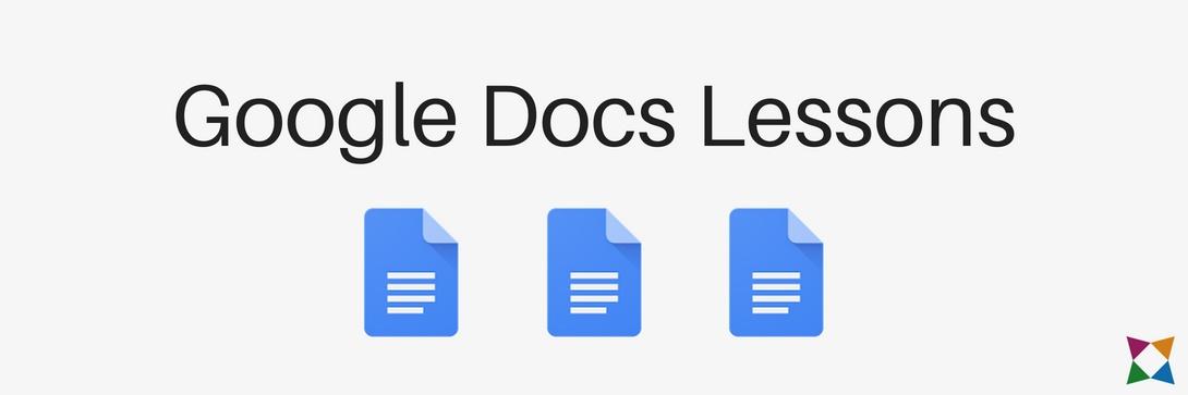 google-docs-lessons