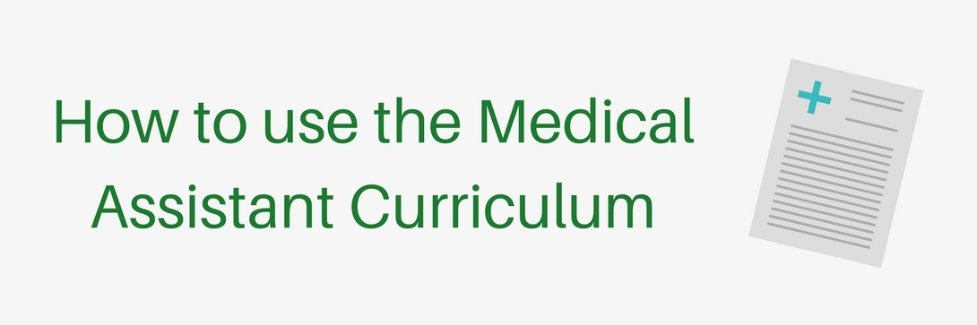 how-to-use-medical-assistant-curriculum