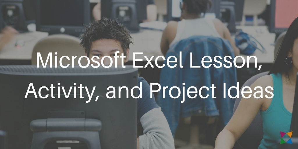 excel lesson plans for high school