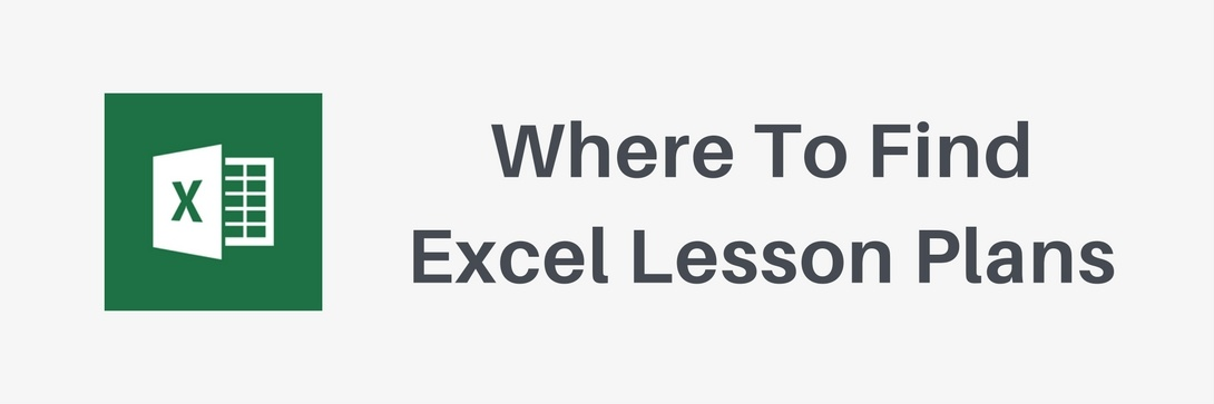 where-to-find-excel-lesson-plans