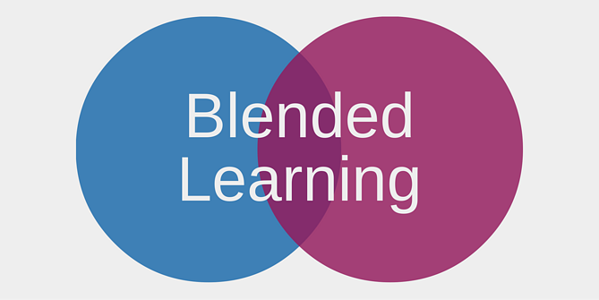 Embrace blended learning in your computer applications class
