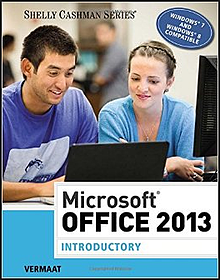 Microsoft Office 2013 - Introductory