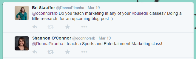Sports and Entertainment Marketing Lesson Plans