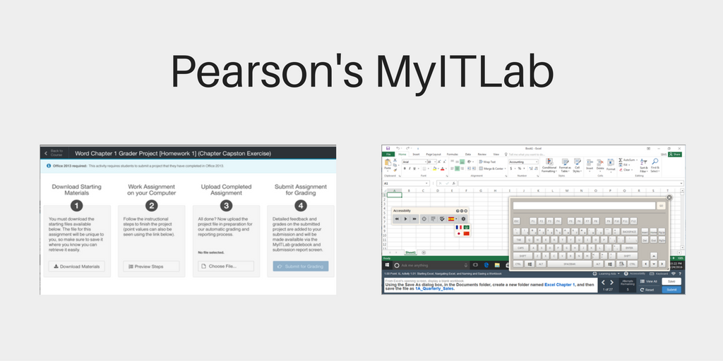 What is the Pearson IT Lab Program?