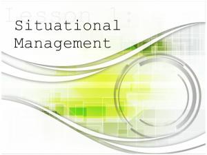 situational-management