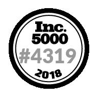 AES #4319 in Inc. 5000