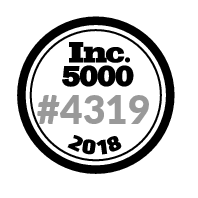AES #4319 in Inc. 5000