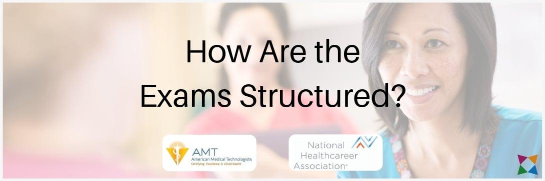 amt-rma-nha-ccma-exam-structure
