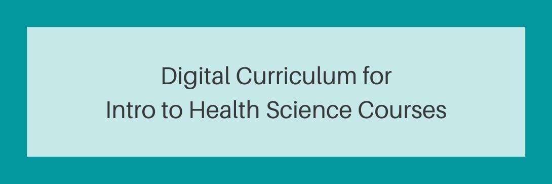 best-digital-intro-health-science-curriculum