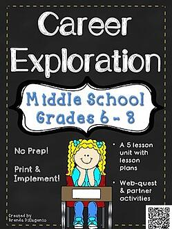 career-exploration-webquest