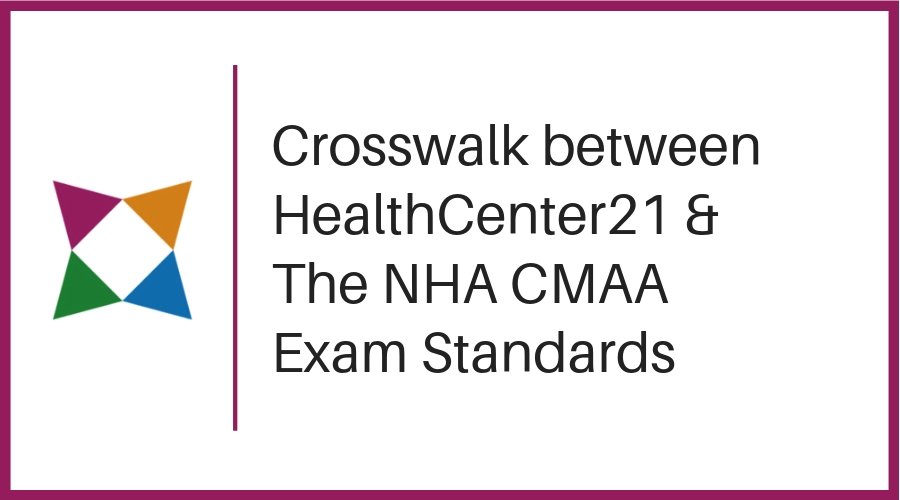 nha cmaa certification test exam students align does correlation