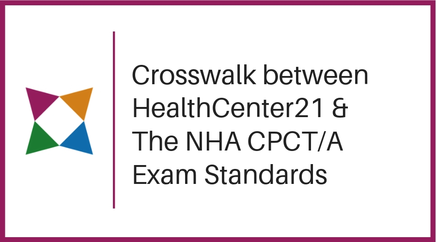 certification-nha-cpcta-standards-correlation