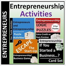 entrepreneurship-activities-bundle