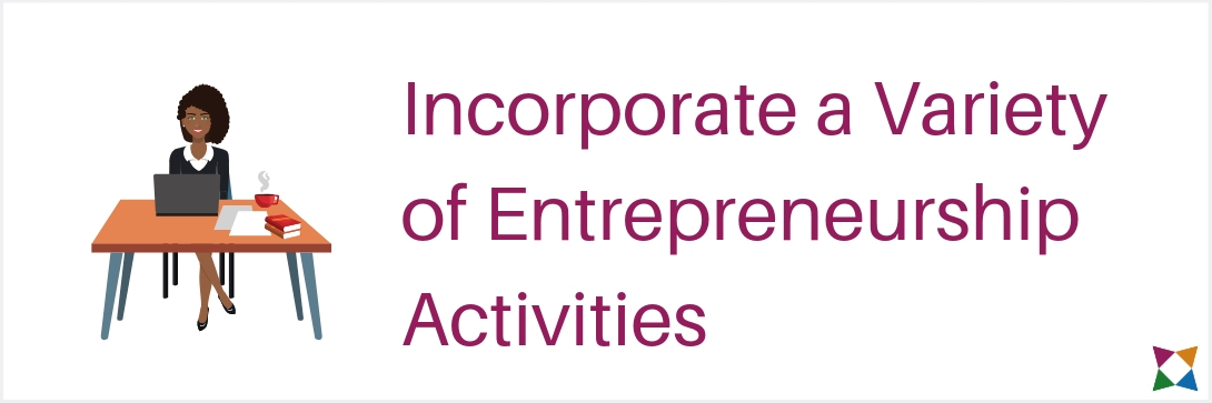 entrepreneurship-activities