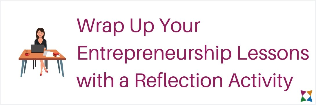 entrepreneurship-reflection-activity