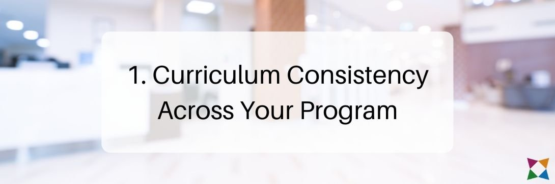 health-science-curriculum-consistency