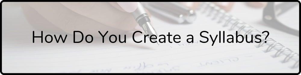 how-do-you-create-a-syllabus