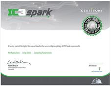 ic3-spark-certificate