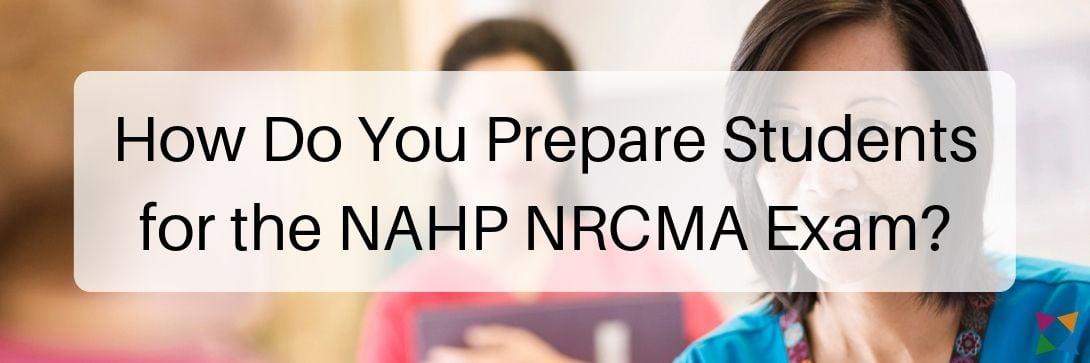 nahp-nrcma-exam-prep