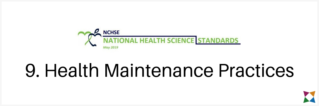 national-health-science-standards-2019-health-maintenance-practices