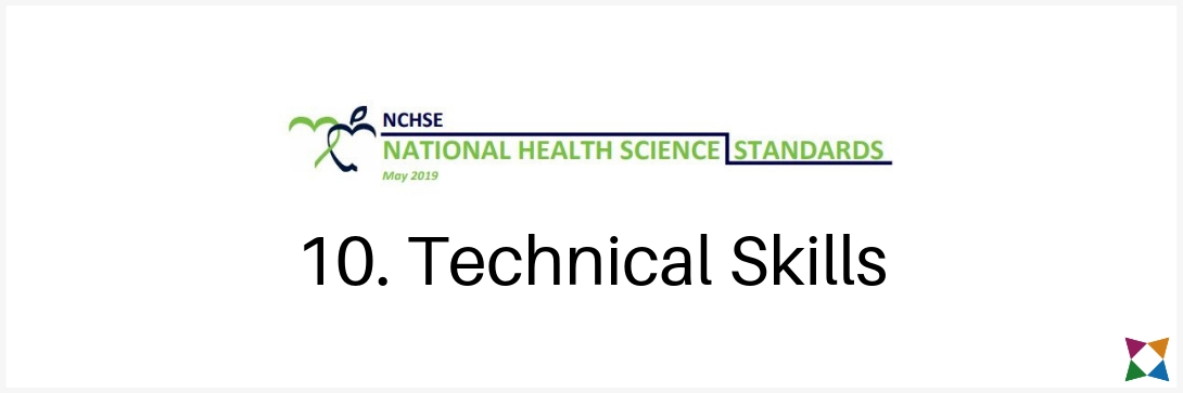 national-health-science-standards-2019-technical-skills