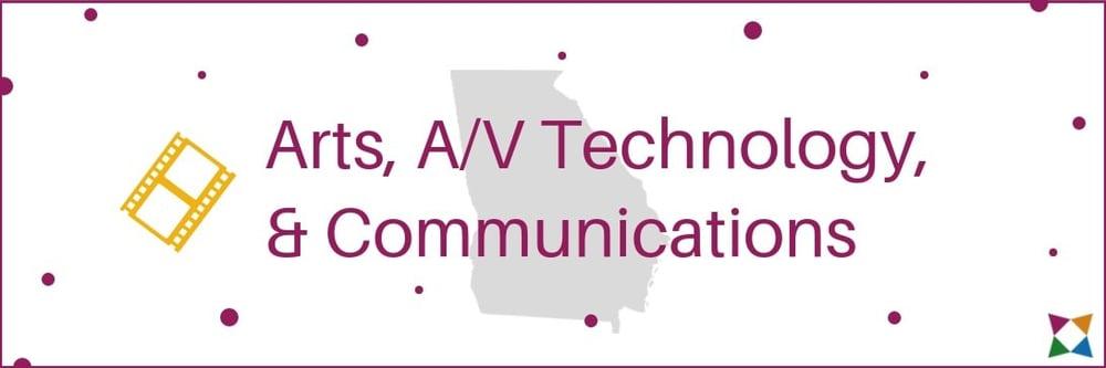 georgia-career-clusters-03-arts-av-technology-communications