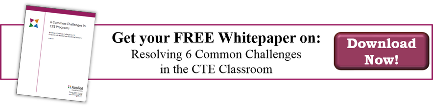 Resolve Challenges for CTE Educators