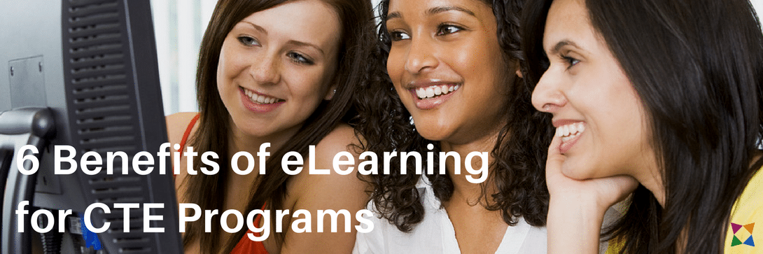 A Guide to the Benefits of eLearning for CTE Programs