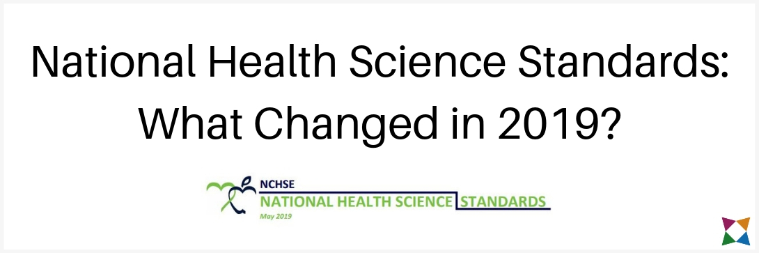 30+ Critical Changes to the NCHSE National Health Science Standards for 2019