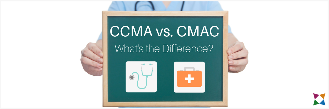 NHA CCMA vs. AMCA CMAC: What's the Difference?
