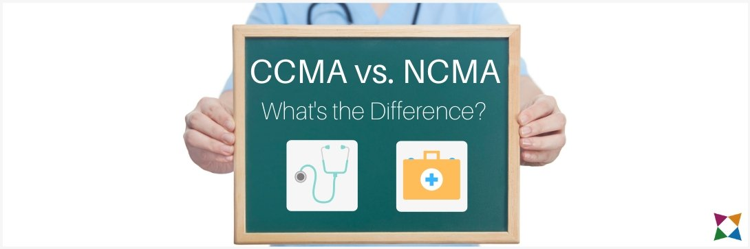 NHA CCMA vs. NCCT NCMA: What's the Difference?