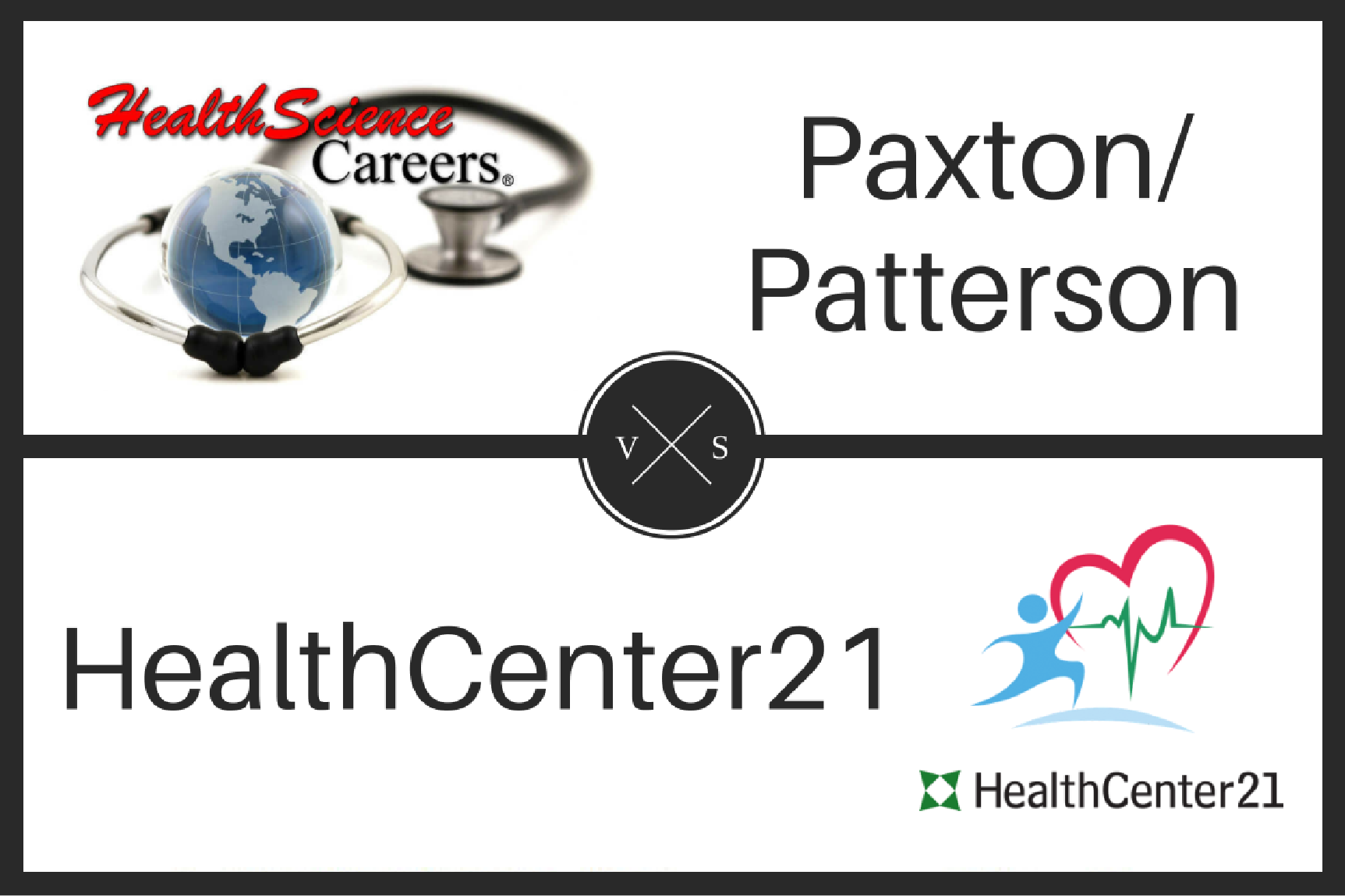 Paxton Patterson vs. HealthCenter21: Which Health Science Curriculum Should You Choose?